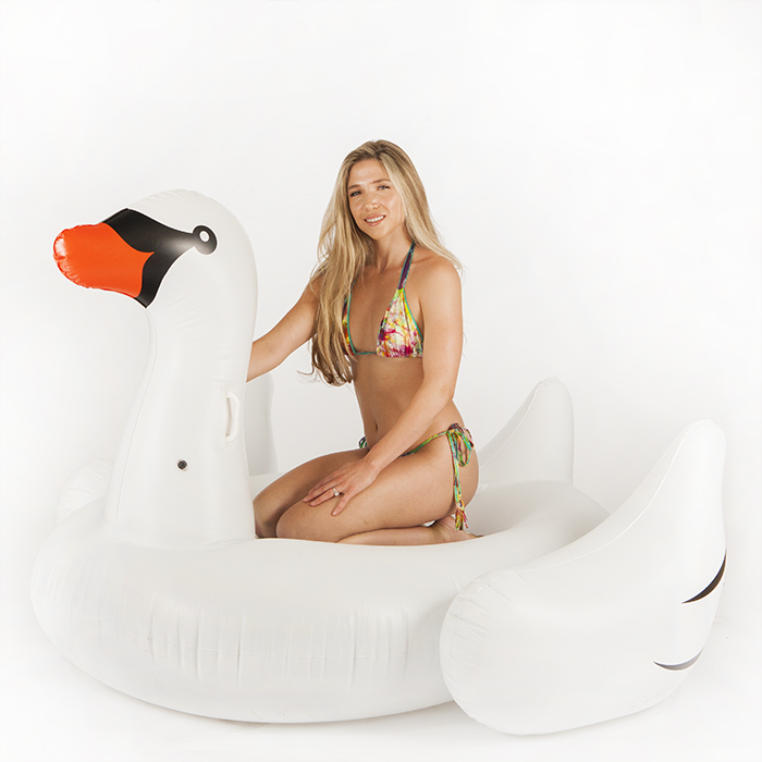 Pool toy for sale Whtie Swan